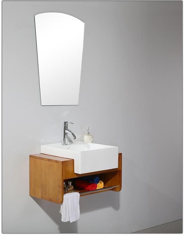 unique small bathroom vanity Wall Mounted  bathroom vanity 0283-2017