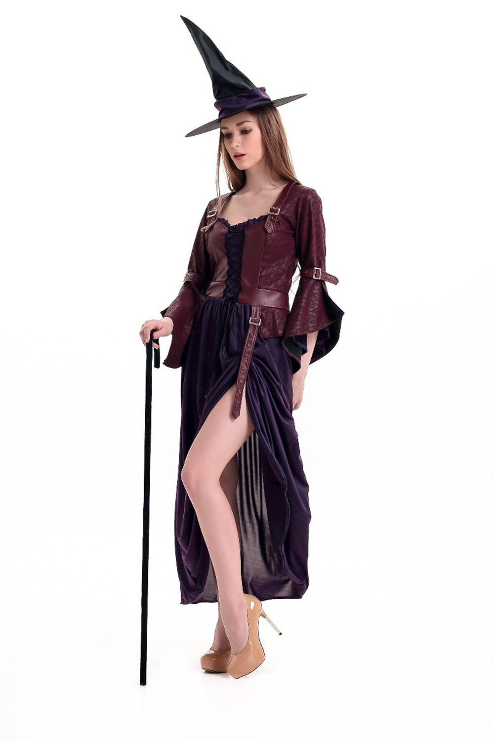 nºsuper selection devil witch woman costumes for sale salem witch