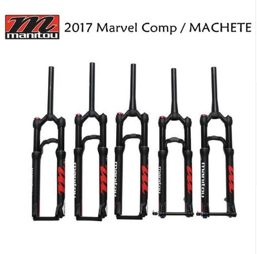 2017 Manitou New Comp (Machete) 27.5 29 27.5er 29er 9mm 15QR QR15mm Suspension Bike Bicy ...