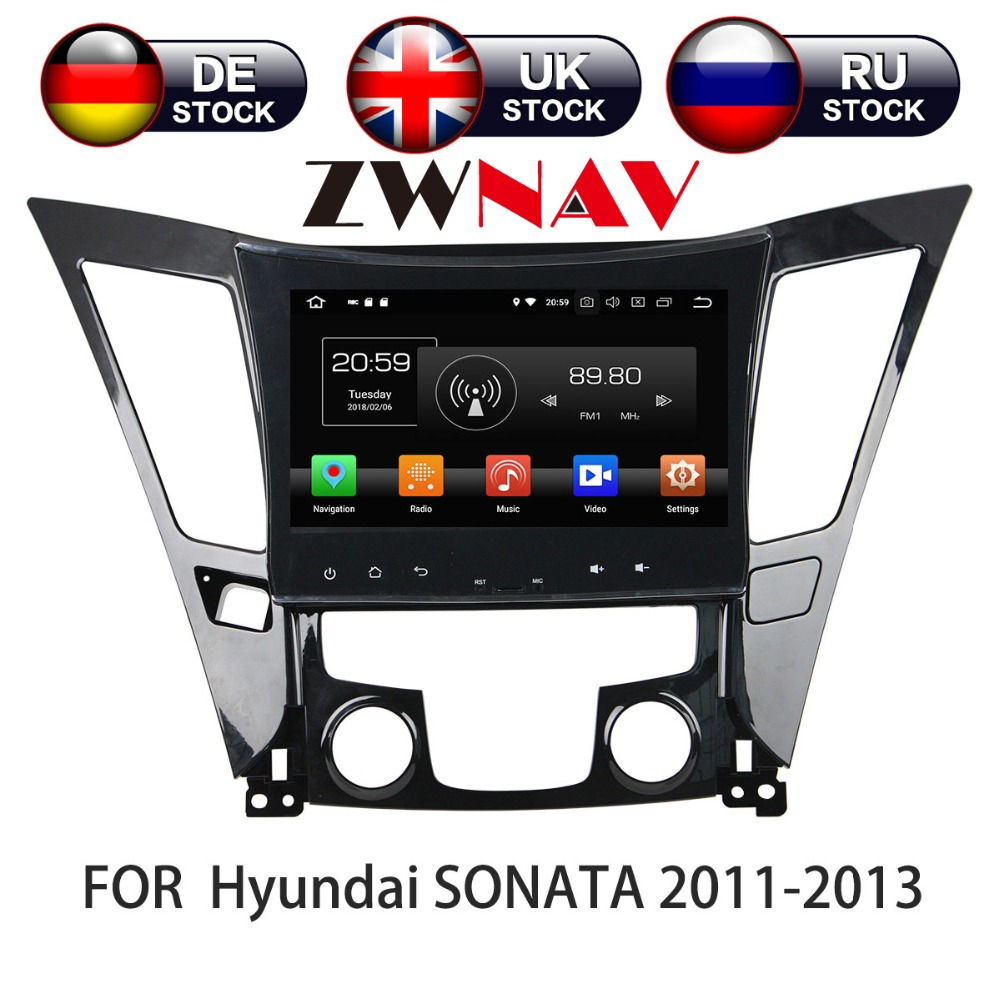 Android 8 4 32g Car Dvd Player Gps Navigation For Hyundai