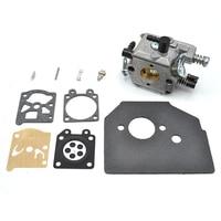 Chinese 45CC 52CC 58CC 4500 5200 5800 Chainsaw Carburetor Carb Repair Gasket Parts