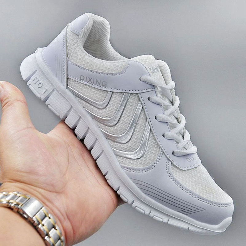 2018 Women Shoes New Fashion Summer Mesh Breathable Female Shoes Woman Flats Shoes Sneakses Tenis Feminino women shoes 2018 fashion hot breathable mesh summer shoes woman tenis feminino light lace up women sneakers casual female shoes