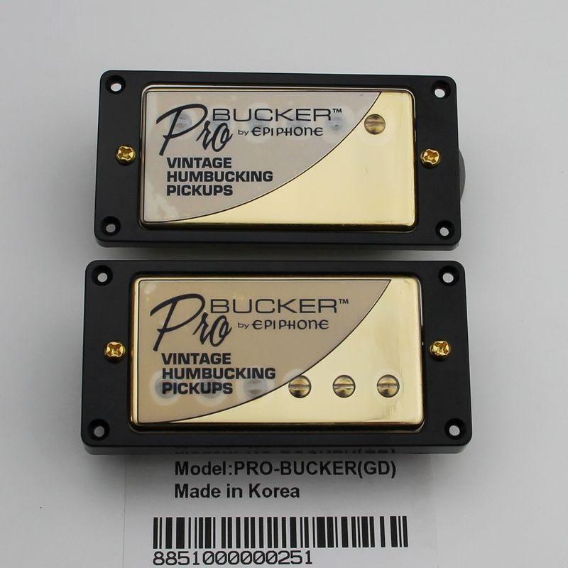 1 Set LP Standard ProBucker Alnico Electric Guitar Humbucker Pickups with Pro Wiring Harness For EPI