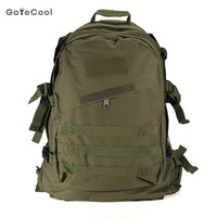 High Quality 55L 3D Outdoor Sport Military Tactical Backpack Rucksack Bag For Camping Traveling Hiking Trekking