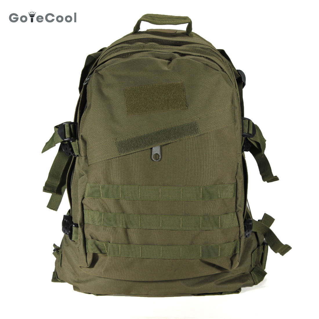 4131b8f80f 55L 3D Outdoor Sport nylon Military Tactical Backpack Rucksack travel Bag  Camping Hiking climbing bag