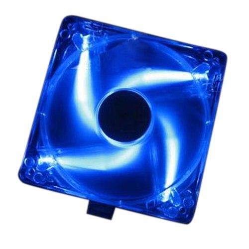 GTFS Hot Computer PC Case Blue LED Neon Fan Heatsink Cooler 12V