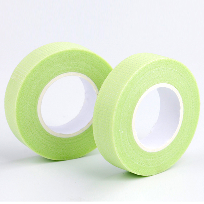 5 Rolls Eyelash Extension Lint Free Eye Pads With Holes Breathable Tape Tool For False Lashes Patch Medical Tape Free Shipping