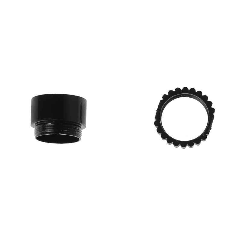 OOTDTY M12 Metal Lens Mount Extension Tube Ring Adapter Converter for MTV CCTV Security Camera Board Lens