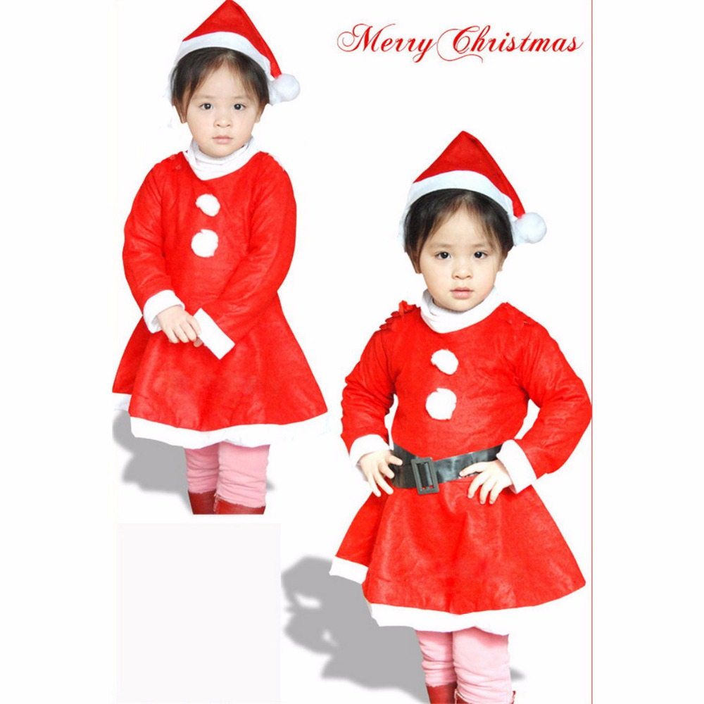 Christmas dress up - Aliexpress Com Buy 1 3 Year Old Kids Boys And Girls Christmas Suit And Dress Children Dress Up Santa Claus Kids New Year Clothing Set From Reliable Dress