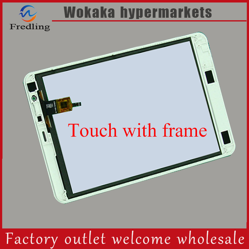 Original New for 7.9 inch Teclast/P89 3G Capacitive Touch Screen 078145-01A-V1 glass Free Shipping new 7 inch tablet pc mglctp 701271 authentic touch screen handwriting screen multi point capacitive screen external screen