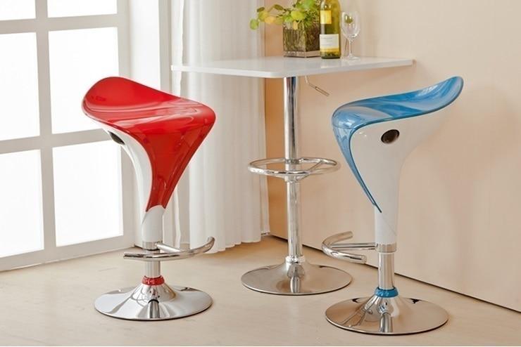 Poltrona parrucchiere blu colore rosso negozio ufficio computer