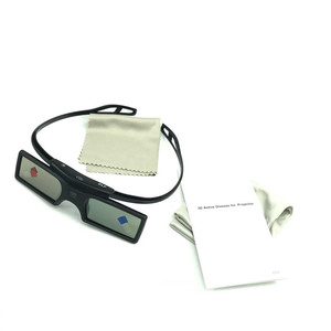 Image 3 - 3D Glasses Active Shutter for Optoma Sharp LG Acer BenQ Acer Dell Vivitek G15 DLP DLP LINK DLP Link Projectors