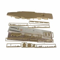 OHS Orange Hobby N07009480 1/700 INS Aircraft Carrier Viraat R22 Assembly Scale Military Ship Model Building Kits oh