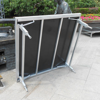 Folding T Indoor Lift Stage Folding Stage