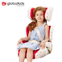 GLOBALKIDS Детское Сиденье Автомобиля Для 3-12 Год Дети Регулируемая Жгут Booster Безопасность Детей Сиденья