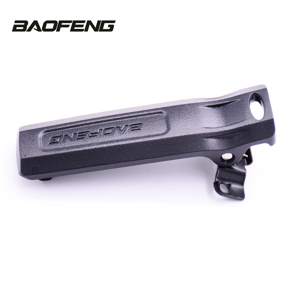 BAOFENG Orginal UV-82 Walkie Talkie Back Belt Clip For Baofeng UV82 UV-82L UV-8D Two-way Radio