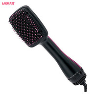 UKLISS Hair Dryers Straighten Hair With Blow Dryer Hair Brushes Comb Blowdryer Hot Air Paddle Brush