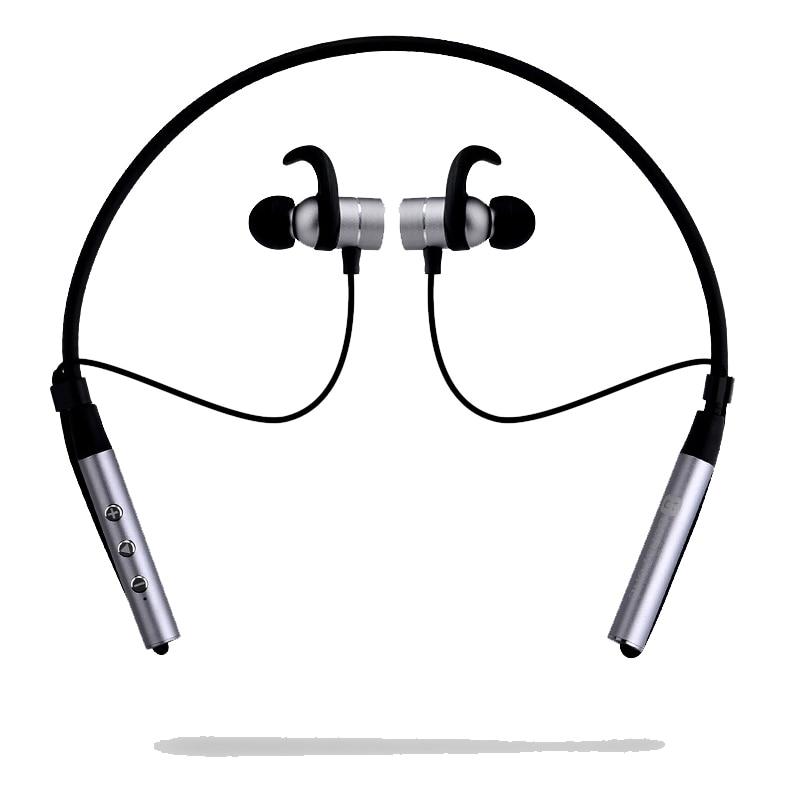 2018 Nouveau Active Noise Cancelling Sport Bluetooth Écouteurs/Casque Sans Fil pour téléphones et musique