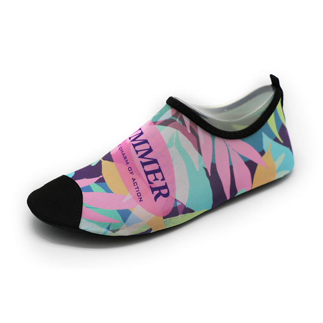 88b334cd5db7ab Qejevi Beach Reef House Swimming Shoes Women Men Water Barefoot Skin