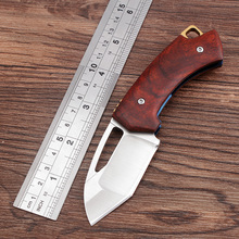 D2 Steel Blade Sharp Tactical Folding pocket Knife  60HRC Camping hunting Survival Knives Defensive tactical knife EDC tool
