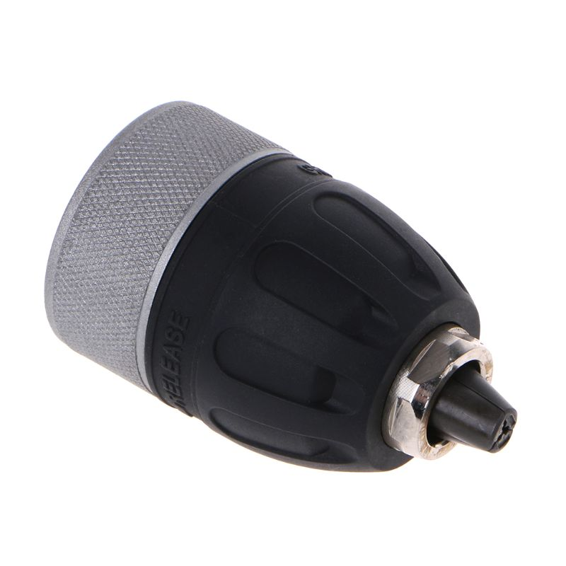 2-13mm 1/2-20UNF Drill Chuck Adapter Keyless Drilling Converter For SDS Electric Hammer