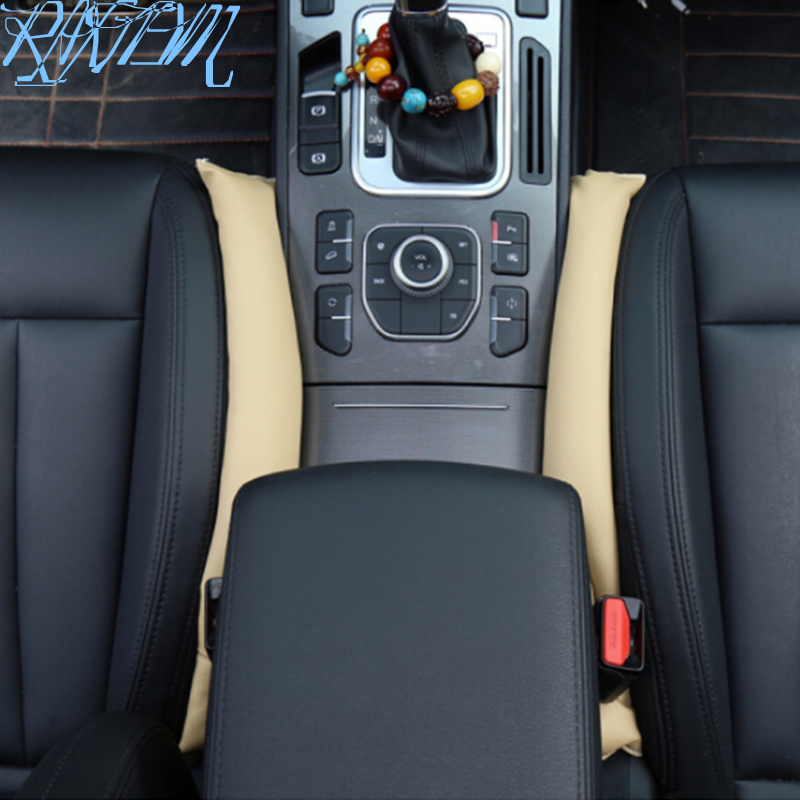 Universal 2PCS PU Leather Car <font><b>Seat</b></font> Gap Padding Plug for <font><b>Mazda</b></font> 2 <font><b>3</b></font> 5 6 <font><b>CX</b></font>-<font><b>3</b></font> <font><b>CX</b></font>-4 <font><b>CX</b></font>-5 CX5 <font><b>CX</b></font>-7 <font><b>CX</b></font>-9 Atenza Axela image