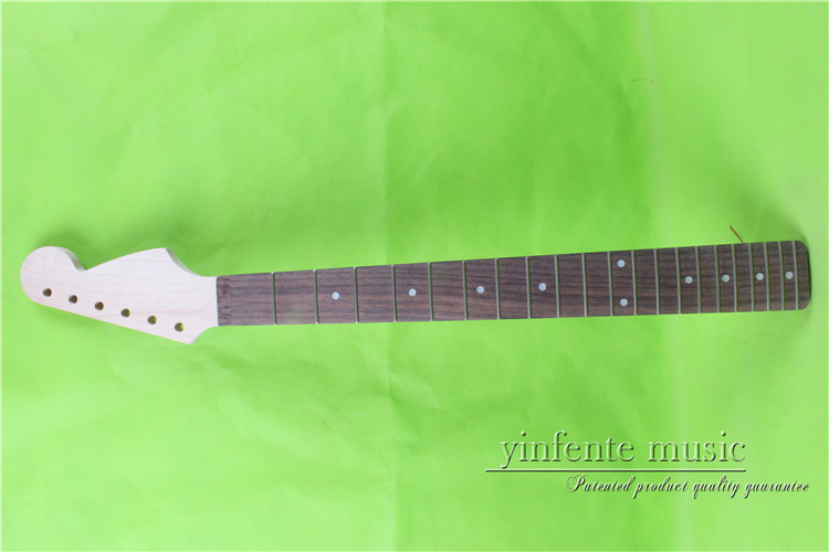 0012# 25.5 Electric guitar neck maple made Bolt on maple fingerboard fine quality 21 fret 25 5 electric guitar neck mahogany made bolt on maple fingerboard fine quality 22 fret 0019