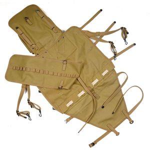 Image 5 - Repro WW2 abd ordusu M1928 sırt çantası açık sırt çantası kamp çantası yüksek kaliteli