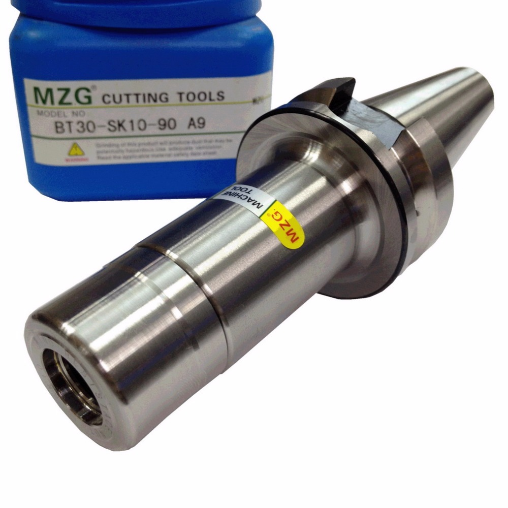 MZG BT30-GSK16-90 BT30 High Precision End Mill Drilling Milling Cutter Holders