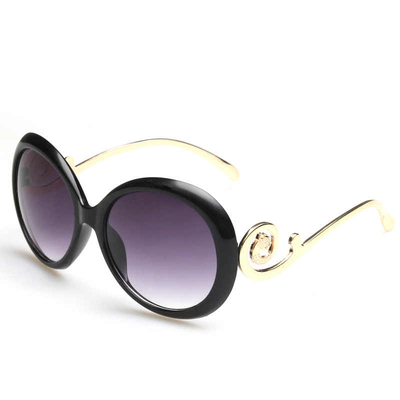 12dca7d603b Detail Feedback Questions about 2015 New arrive Cloud Waves Round Glasses  Sunglasses Lady Retro Round Sun glasses  14013 on Aliexpress.com
