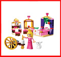 2016 New BELA Building Blocks Princess Sleeping Beauty Bedroom Set Friends Princesas Toy Compatible Legoe Friend For Girls 41060