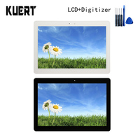 Panel LCD Combo Touch Screen Digitizer Glass LCD Display Assembly For Samsung Galaxy Tab 2 P5100