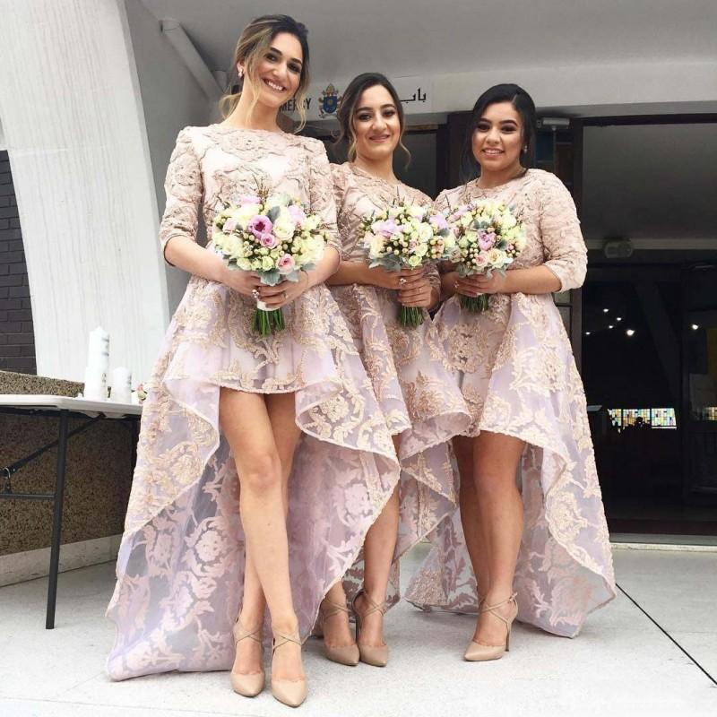 74afb8240de68 2016 Long wedding party bridesmaid dress Junior Mermaid White Tulle ...
