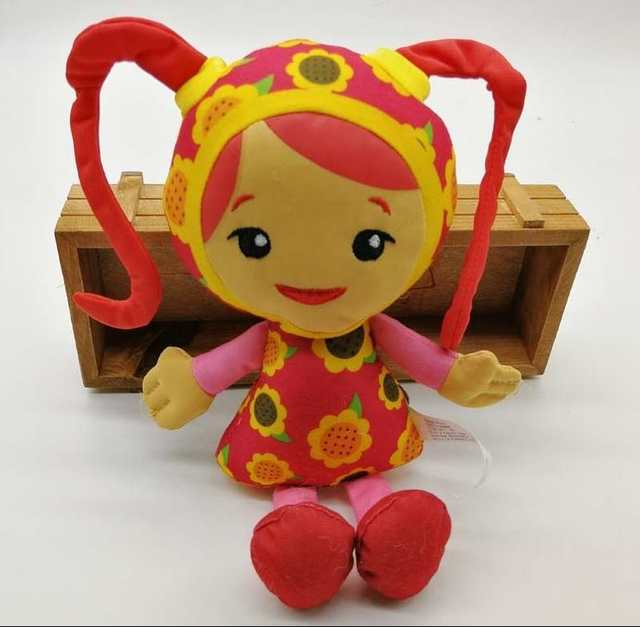 Team Umizoomi Milli Stuffed Plush Toy New In Movies Tv