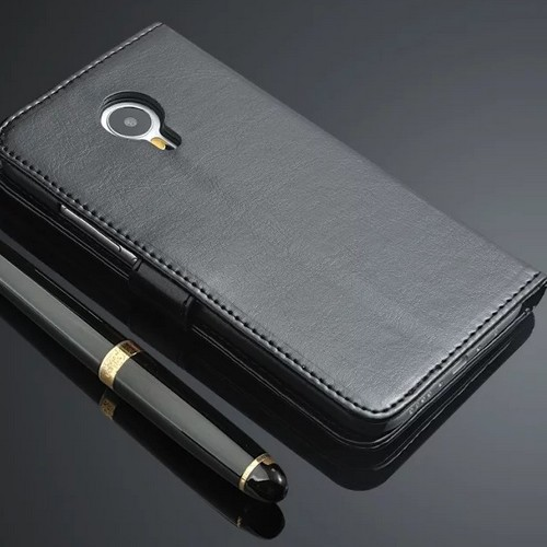 02 Hot!! General Mobile 4G Case Factory Price 6 Colors Dedicated Leather Exclusive For General Mobile 4G Phone Cover