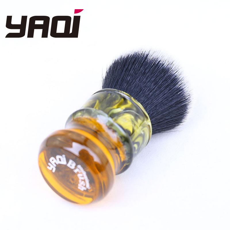 Sort / hvid syntetiske fiber mænd barbering - Barbering og hårfjerning - Foto 4