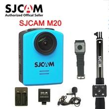 Original SJCAM M20 Wifi Gyro Sport Action Camera HD 2160P 16MP 4K Waterproof DV Bluetooth watch self timer lever remote control