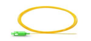 Image 3 - 1.5m SC APC fiber pigtail Simplex 9/125 G657A Single Mode  Fiber Optic FTTH Pigtail