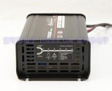 Foxsur carregador de bateria inteligente automático, 12v 20a, manutenção e desulfator para baterias de chumbo ácido, carregador de bateria automotiva alta qualidade