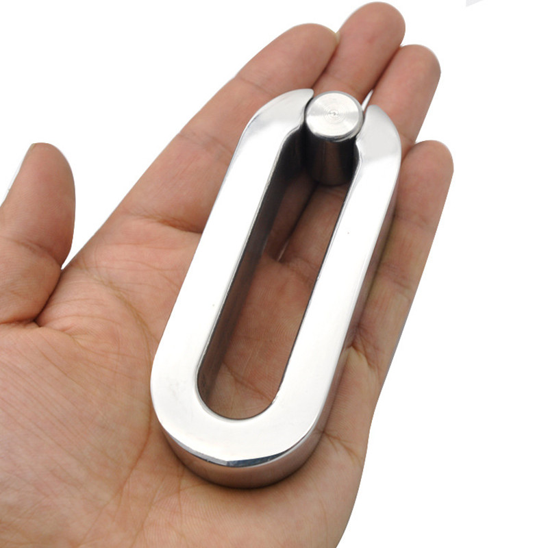 Stainless Steel Testicular Pendant Penis Ring Weight Bearing Training Pendant Stretcher Scrotum Bondage Cock Ring for Men B2-59 metal stainless steel scrotum bondage penis weight pendant cock ring ball stretcher cockring sex toys for men adult products