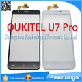 Touch For Oukitel U7 Pro Touch Screen Digitizer Panel