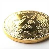 Pièce en or américain Bitcoin pièce étrangère décoration de la maison porte-monnaie pièces de collection accessoires de décoration de la maison