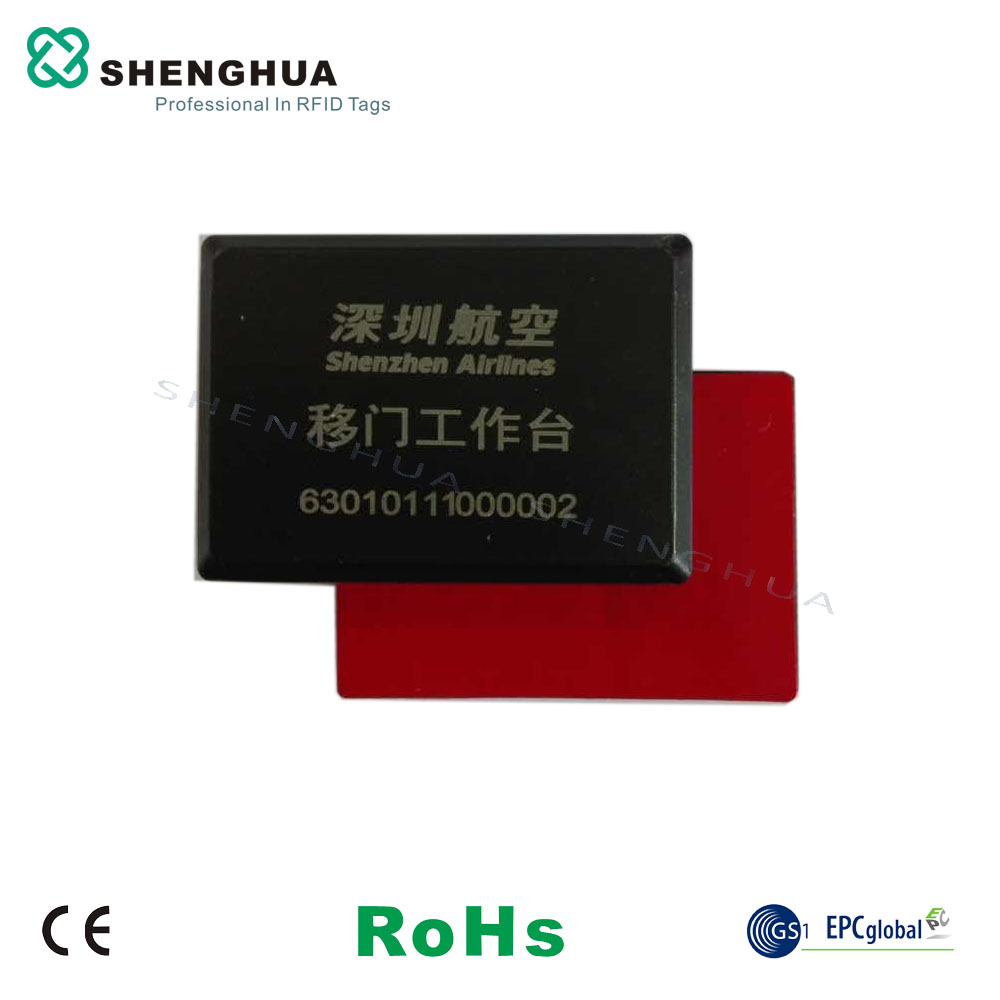 10pcs/pack Low Cost RFID UHF Anti Metal Contactless IC Card Tags Smart Label Metal Sticker