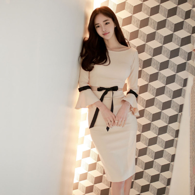 Young Ladies Casual Dresses