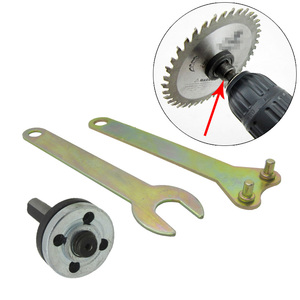 Image 3 - New Hot 5pcs 10MM Electric Connecting Rod Drill Angle Mill Handle Connecting Rod For Grinder Cut Off Wheels Disc
