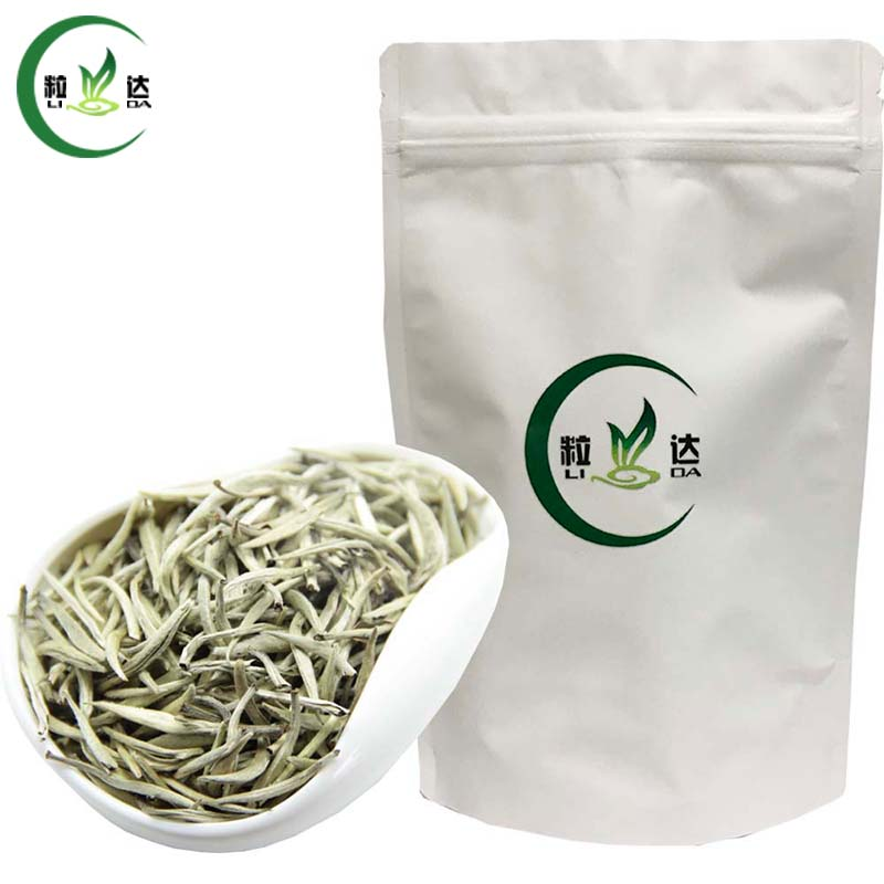 2018yr 100g Yunnan White Silver Needle Tea Bai Hao Yin Zhen Tea Food