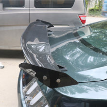 Автомобильный спойлер для заднего крыла автомобиля из углеродного