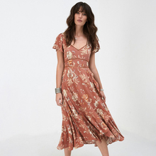 19018ec04e6c2 Buy wrap dress frills and get free shipping on AliExpress.com