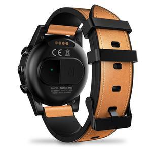 Image 4 - 4G สมาร์ทนาฬิกา 1.6 นิ้วจอแสดงผลคริสตัล GPS/GLONASS Quad Core 16 GB 600 mAh Hybrid หนังสายรัดสมาร์ทนาฬิกาสำหรับผู้ชายผู้หญิง