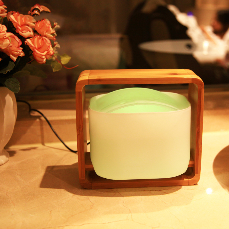 1200ML Large Capacity Chinese Classic Style Aroma Oil Diffuser Desktop Ultrasonic Air Humidifier Mist Maker Essential Diffuser